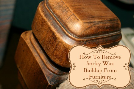 How To Remove Wax Buildup From Furniture From HousewifeHowTos.com
