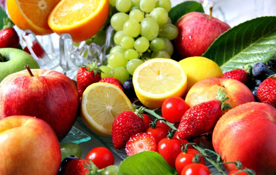 Homemade Fruit and Vegetable Wash - An important part of food safety
