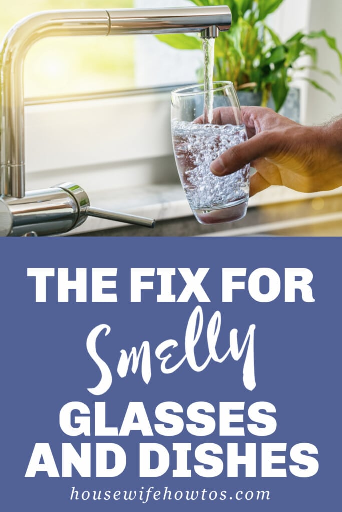 Do Your Drinking Glasses Smell Bad Here S Help