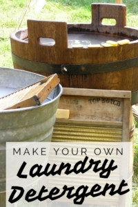 How to make laundry detergent - Skip the mystery ingredients and get your clothes just as clean for pennies a week!