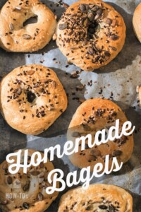 Homemade Bagels Recipe - Choose Your Flavors