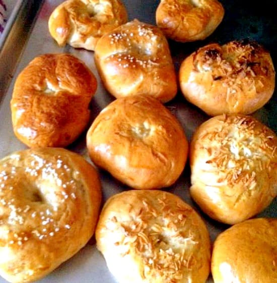 Homemade bagels recipe - A delicious baked treat from your kitchen
