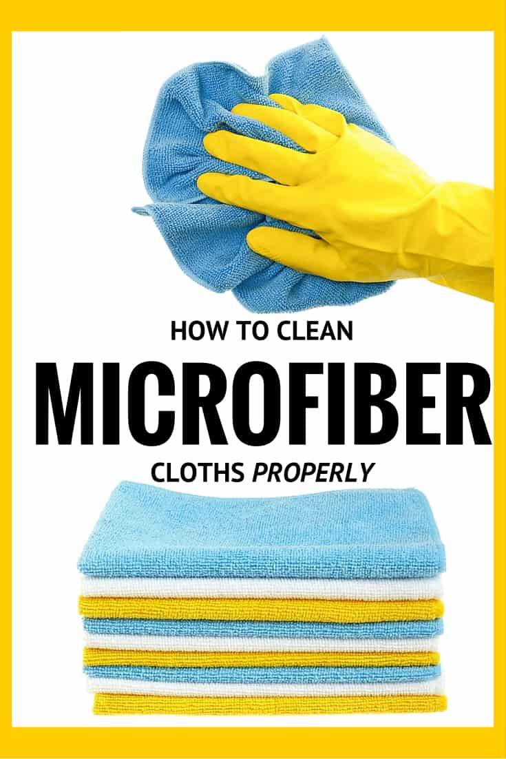 How To Clean Microfiber Cloths Housewife How To S 174