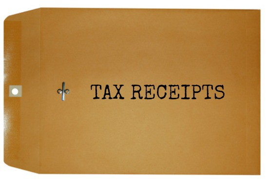 How To Organize Tax Documents - Get a head start on next year with a second set of labeled envelopes