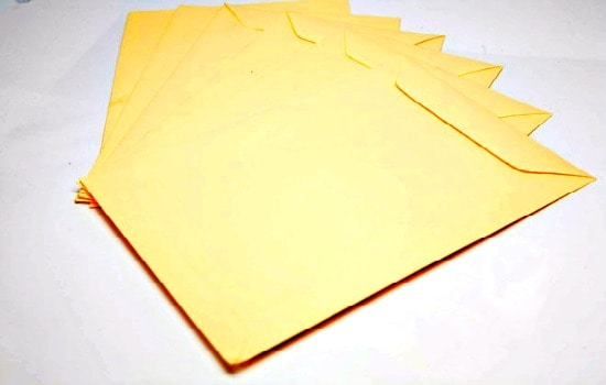 How To Organize Tax Documents - Label manila envelopes with the tax deduction category names