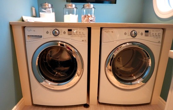 How to clean washing machines - HE and Front-loaders