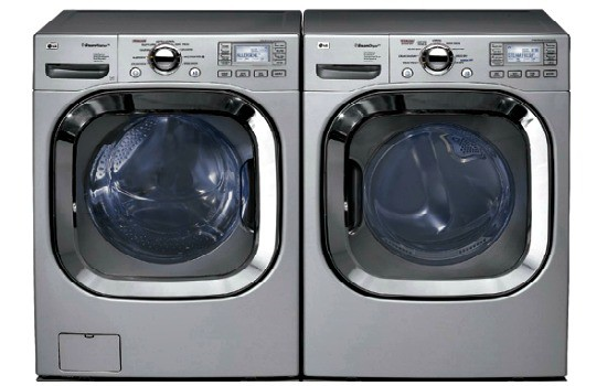 How to clean your clothes dryer - Clean the exterior