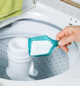 How to clean your washing machine - Top Loader