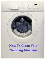 How to clean your washing machine from HousewifeHowTos.com