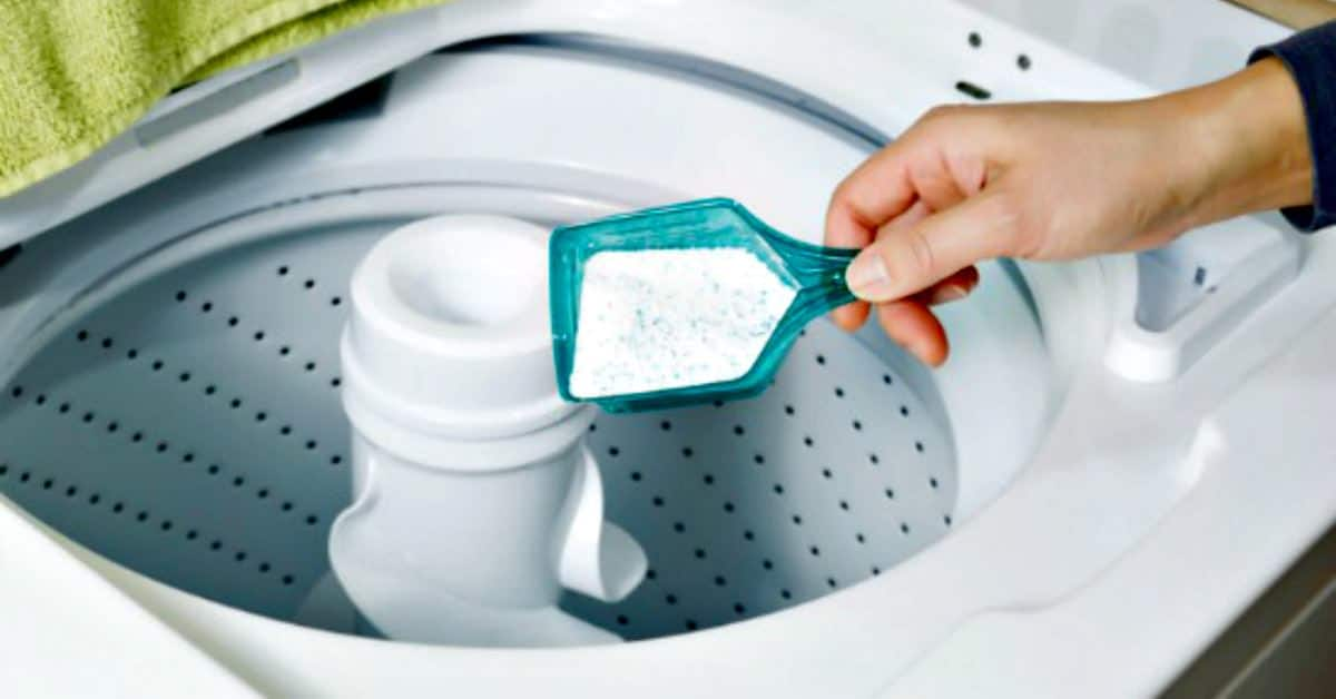 How To Clean Washing Machines Get Rid Of Smelly Odors Too
