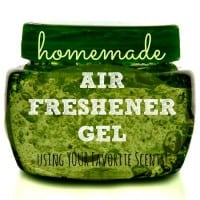 How To Make Homemade Air Freshener Gel