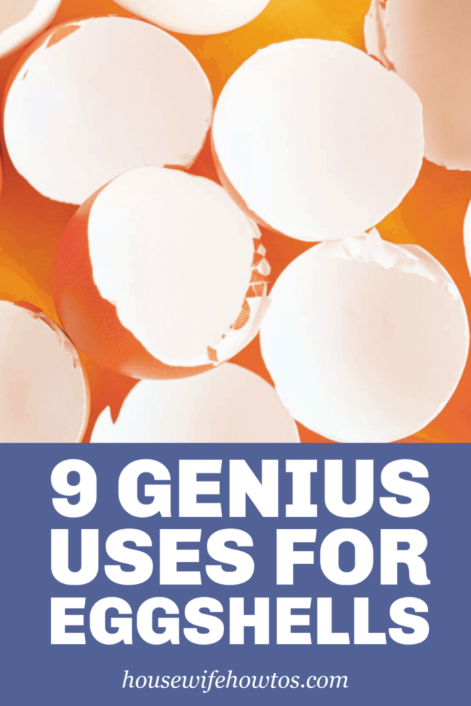 9 Genius Uses for Eggshells