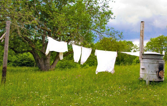 How To Line Dry Clothes - Basic Tips