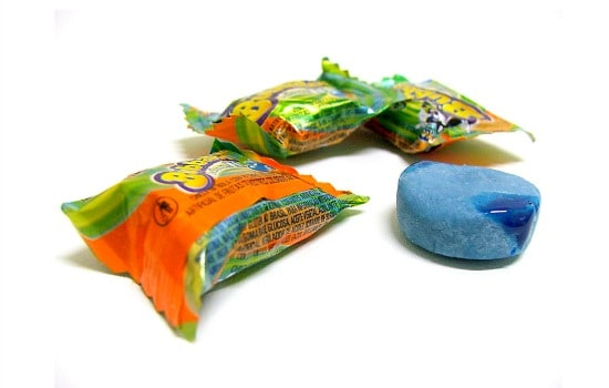 How to clean messes in the dryer - candy or gum