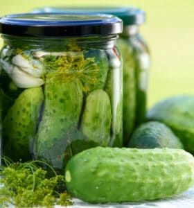 Garlic Dill Pickles Recipe: Canning and Quick Pickle Instructions