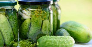 Garlic Dill Pickles Recipe