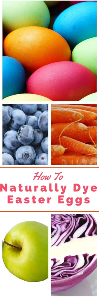 Pin How To Naturally Dye Easter Eggs