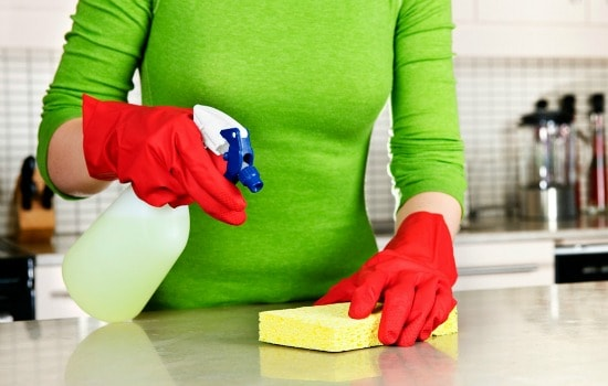 Crisis Cleaning for Last-Minute Guests - The Kitchen