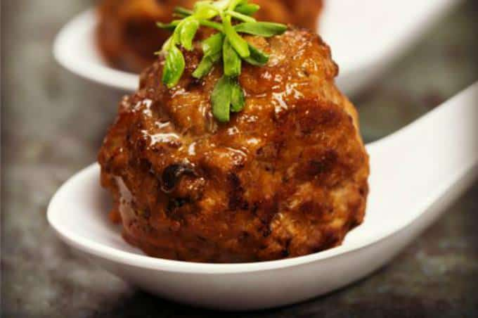 Meatball Recipe and 5 Meals Using Meatballs This recipe is so easy to make then you freeze them for use in these 5 quick and easy dinners