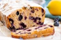 Whole Wheat Lemon Blueberry Bread Recipe