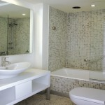 Clean your tub and shower with HousewifeHowTos.com
