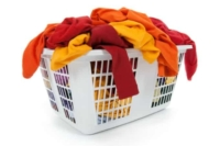 How To Do Less Laundry Get your laundry under control and establish a routine by knowing what needs to be washed how often