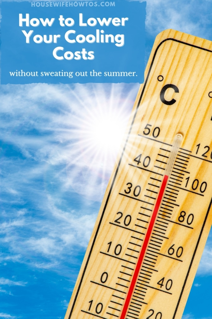 How to Lower Cooling Costs