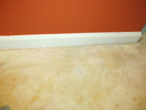 How to Get Dried Paint out of Carpet - Most paint spots removed from carpet