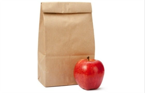 A Month of School Lunch Ideas