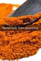 Homemade Taco Seasoning from HousewifeHowTos