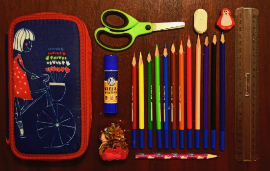How To Save Money On School Supplies - Do not buy it all at once