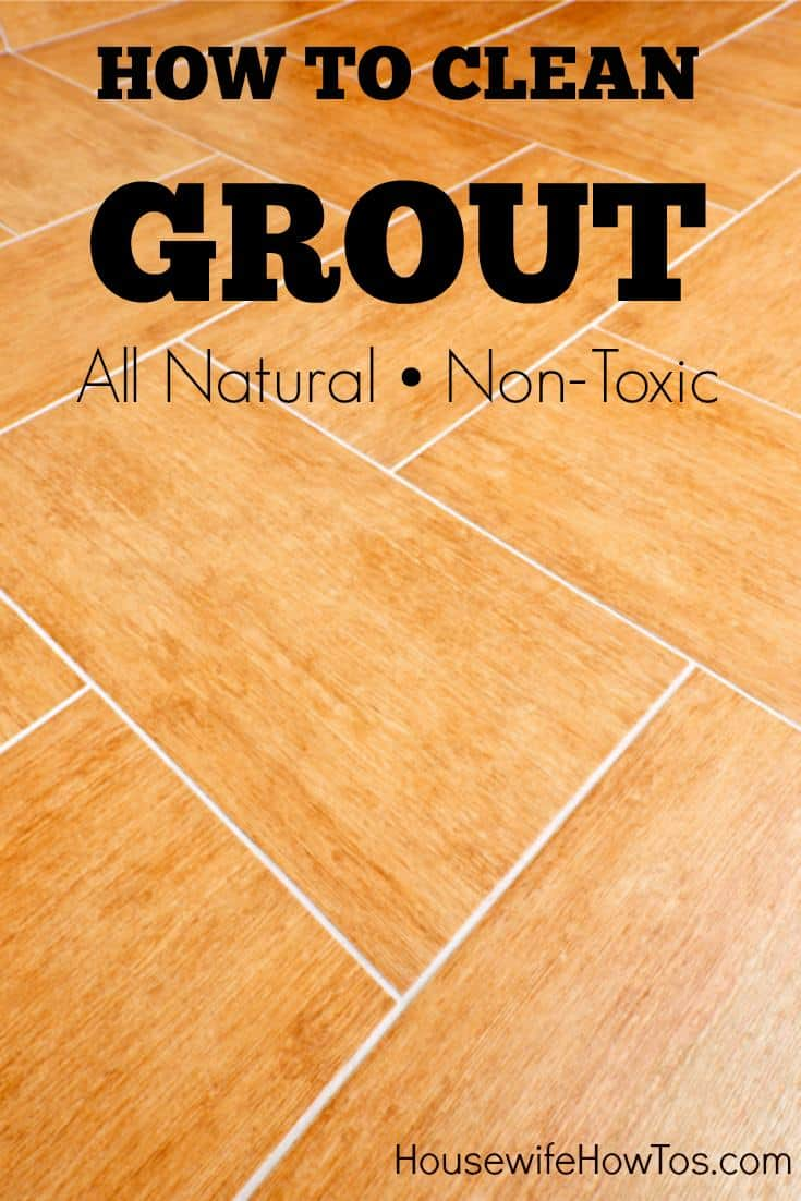 How to clean grout stains and keep them from returning for How to clean floor stains