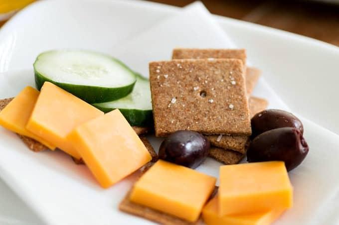 Homemade Wheat Thins Crackers Recipe
