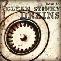 How to clean stinky drains from HousewifeHowTos.com