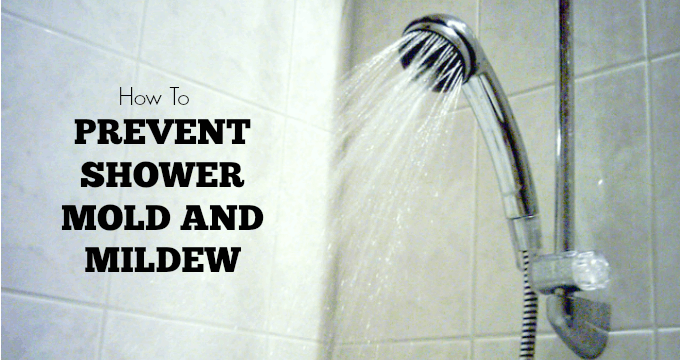 How To Prevent Shower Mold and Mildew