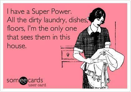 Do you have a super power, too?