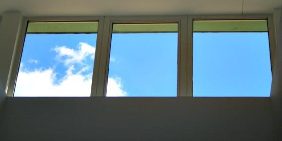 Skylight clerestory