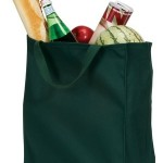 How to clean reusable grocery bags from HousewifeHowTos.com