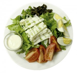 Recipe for homemade ranch, thousand island, Italian and French salad dressings from HousewifeHowTos.com