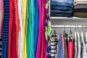 Closet Cleaning Checklist