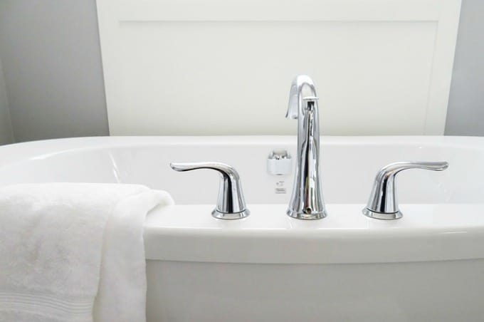 Homemade Bathroom Disinfectant