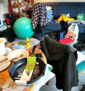 How To Stop Household Clutter
