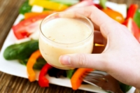 How to make homemade salad dressings - Ranch makes a great dressing or dip