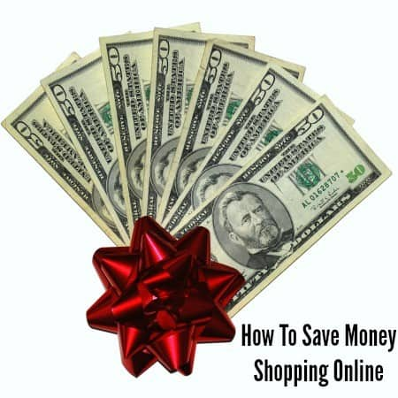 How to save money shopping online from HousewifeHowTos.com