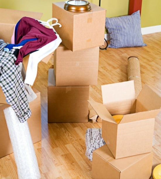 Stop household clutter by methodically dealing with it