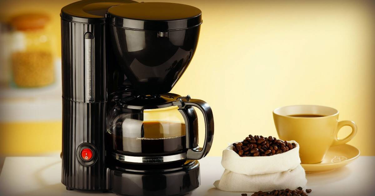 How To Clean A Coffee Maker For Faster, Better Coffee