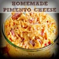 Homemade Pimento Cheese recipe from HousewifeHowTos.com