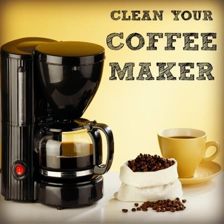 How to clean a coffee maker from HousewifeHowTos.com