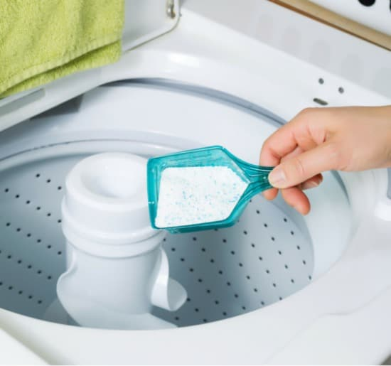 Launder dish rags on hottest and longest cycle to remove smells