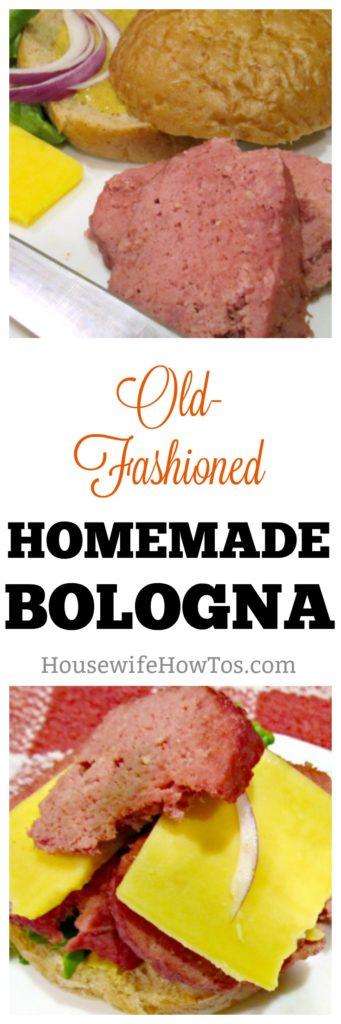 Old Fashioned Bologna Recipe